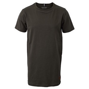 HOUNd - Boys Tee SS Basic, Army Green