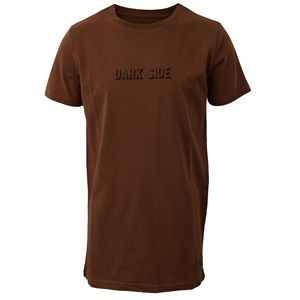 HOUNd - Boys Dark Side T-shirt SS, Brown