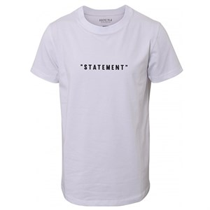 HOUNd - T.shirt Statement, White