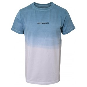 HOUNd - T-shirt - Dip-Dye SS, Dusty Blue