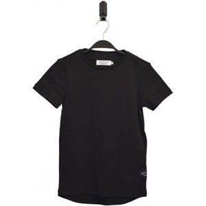 HOUNd - T-shirt - Longline, sort