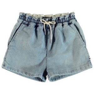 Molo - Arabella Shorts, Contrast Bleach