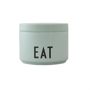 Design Letters - Termo Lunch Box Lille, Green