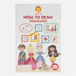 Tiger Tribe - How to Draw, Fairy Tales