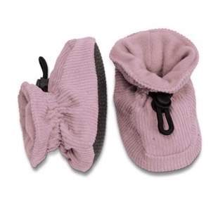 Melton - Booties Cotton Corduroy, Wild Rose