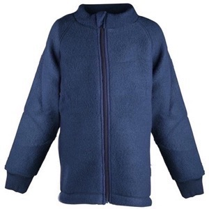 Mikk-Line - Wool Jacket, Blue nights