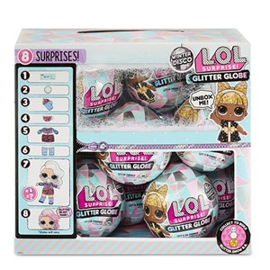 L.O.L. - Surprise Glitter Globe Winter
