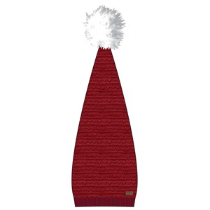 Melton - Christmas Hat / Nissehue, Dark Red
