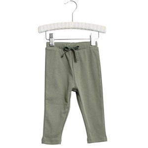 Wheat - Soft Pants Manfred, Agave Green
