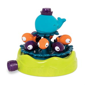 B. Toys - Whirly Whale Sprinkler