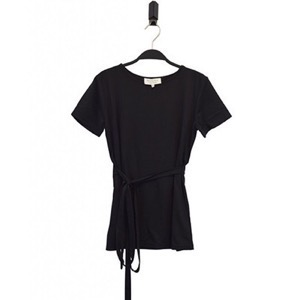 HOUNd Girl - Belt Tee, Black