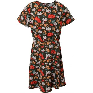 HOUNd Girl - Buckle Dress, Flower Print