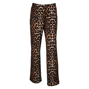 HOUNd - Animal Wide Pants, Leopard