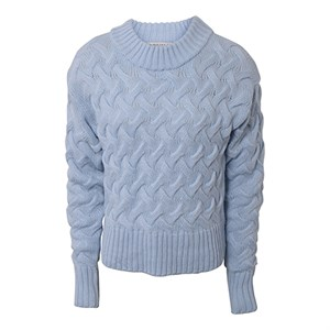 HOUNd - Cable Knit, Light Blue