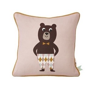 Ferm Living - Bear Cushion