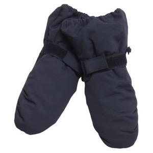 Wheat - Mittens Technical, Navy