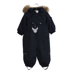 Wheat - Snowsuit Nickie, Navy