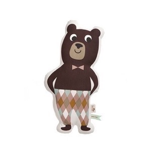 Ferm Living - Mr. Bear Cushion