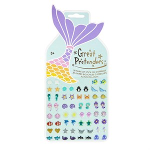 Great Pretenders - Mermaid Ørering Stickers - 30 Par