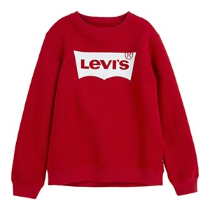 Levi's Kids - Batwing Crewneck Sweatshirt, Red