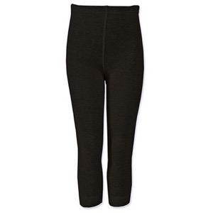 Melton - Basic Leggings, Black