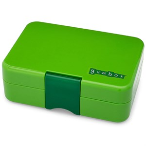 Yumbox - Minisnack, Avocado Green