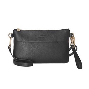 Rosemunde - Clutch, Black Gold