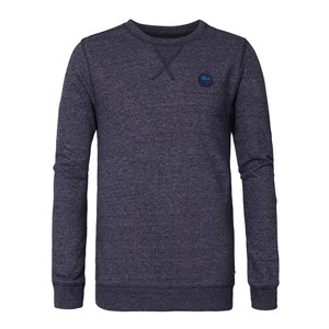 Petrol Industries - Sweater R-Neck, Deep Capri