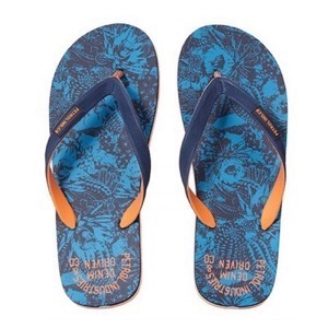Petrol - Flip Flops, Faded Turquoise