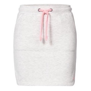 Petrol - Girls Skirt, Silver Grey Melee