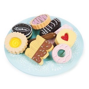 Le Toy Van - Honeybake Biscuit & Plate Set