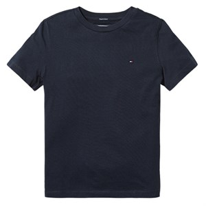 Tommy Hilfiger - Boys Basis T-shirt SS, Sky Captain