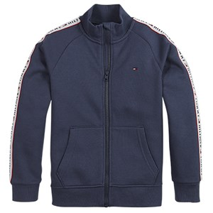 Tommy Hilfiger - Tape Full-Zip Twilight Navy
