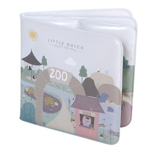 Little Dutch - Bath Book / Badebog, Zoo