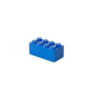 Lego Storage Mini Box 8 - Blå