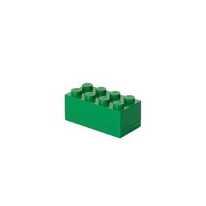 Lego Storage Mini Box 8 - Grøn