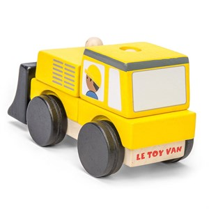 Le Toy Van - Bulldozer Stacker