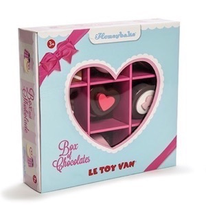 Le Toy Van - Honeybake Chocolate Box