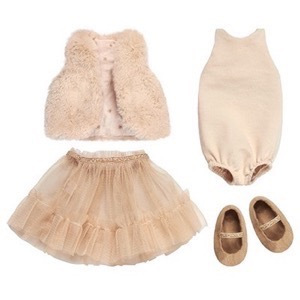 Maileg - Medium, Bunny Dance Princess Set