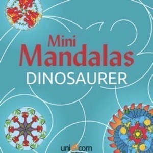 Unicorn - Mini Mandalas Dinosaurer