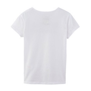 Levi's Kids - Girls WATT T-shirt Slim Fit SS, White