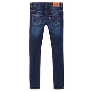 Levi's Kids - Girls 710 Super Skinny Jeans, Denim Blue