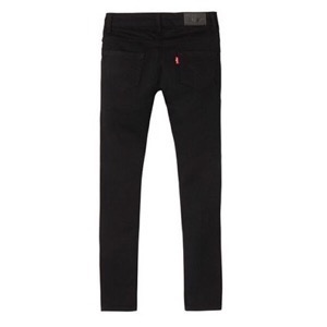 Levi's Kids - Girls 710 Super Skinny Jeans, Black