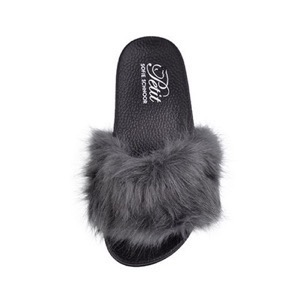 Petit By Sofie Schnoor - Sandal Fur  - Grey
