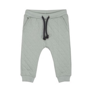 Petit By Sofie Schnoor - Quiltede Pants, Dusty Green