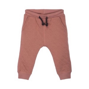 Petit By Sofie Schnoor - Quiltede Pants, Dusty Rose