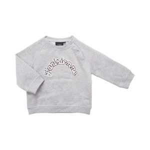Petit By Sofie Schnoor - Sweat Parisienne, Grey