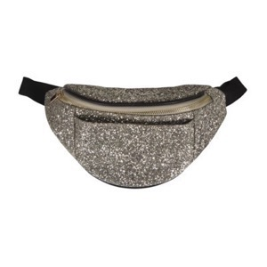 Petit By Sofie Schnoor - Glitter bum bag, Champagne