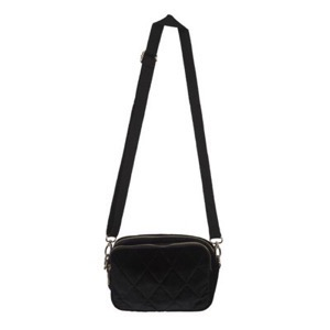Petit By Sofie Schnoor - Velvet Shoulder Bag, Black