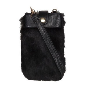 Petit By Sofie Schnoor - Fur Mobil Bag, Black